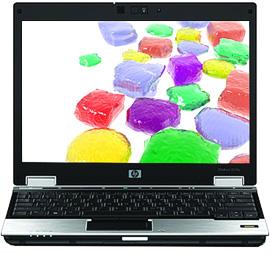 ноутбук HP EliteBook 2530p